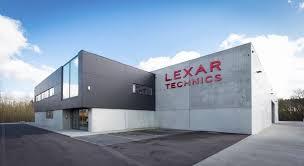 le bâtiment de Lexar Technics
